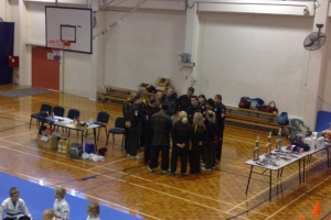 2011 Kenpo Tournament - At The Royal New Zealand Police College Gym - 12-11-2011