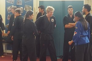 Black Belt Grading December and Last Class Whangarei 2019