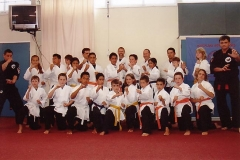 2008 Northland Kenpo Karate Junior End Of Year Gradings.